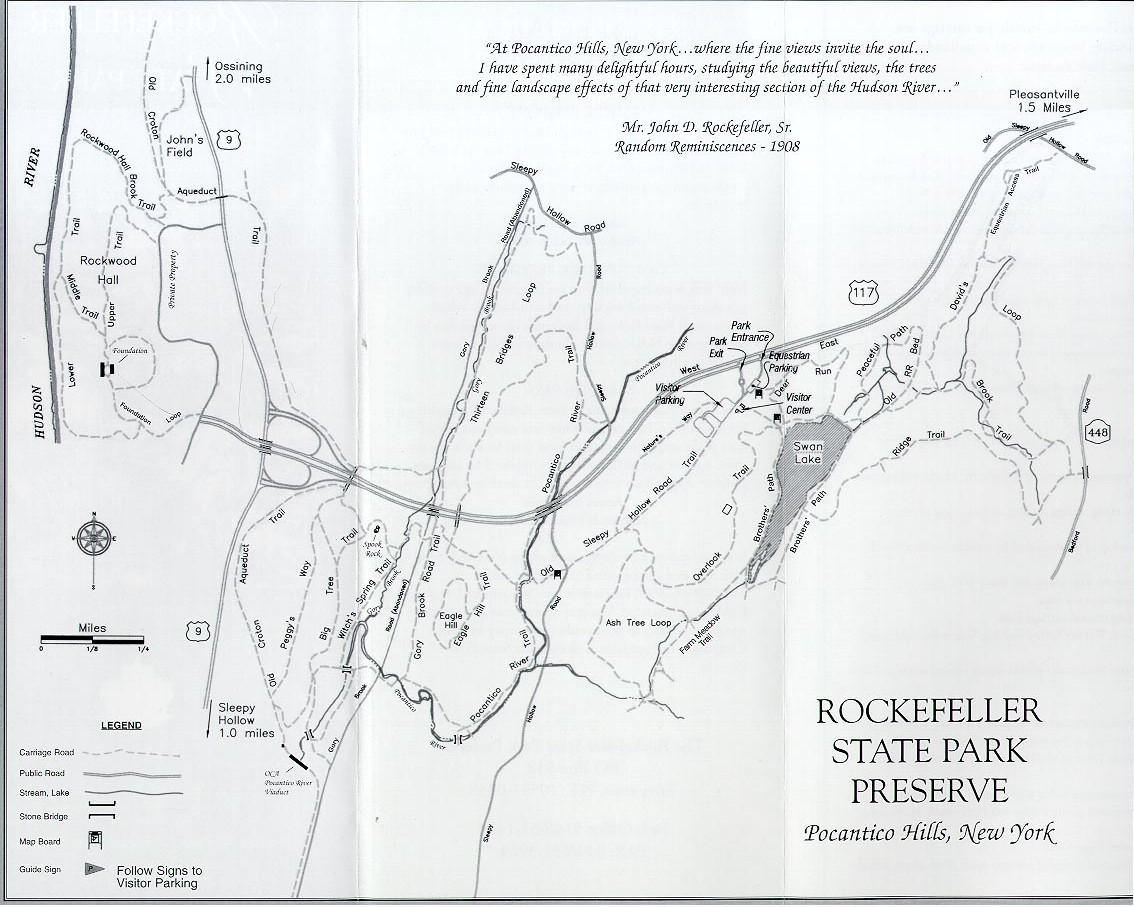 Rockefeller State Park